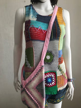 Load image into Gallery viewer, HANDMADE CROCHET BAG