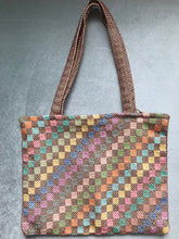 Load image into Gallery viewer, HANDMADE CANVAS BAG, COLOURFULL