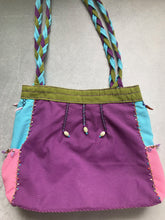 Load image into Gallery viewer, BAG, BOHO, BUTTERFLY HANDMADE UNIQUE