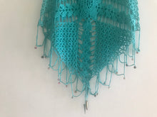 Load image into Gallery viewer, HANDMADE WOMEN VEST, GREEN COLOUR. BEAD