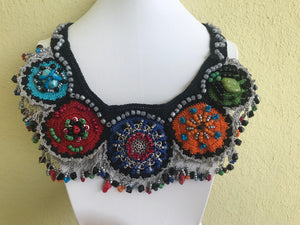 NECKLACES, WOMEN JEWELRY, BOHO STYLE, ETHNIC,