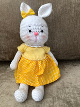 Load image into Gallery viewer, AMIGURIMI DOLLS RABBIT HANDMADE