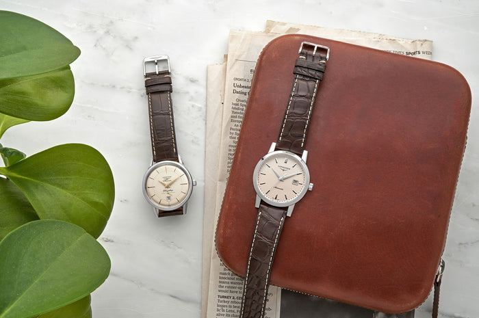 Image for: Introducing: Two New Vintage-Inspired Dress Watches From Longines