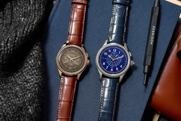 Image for: In The Shop: Four Montblanc Watches For Every Type Of Collector