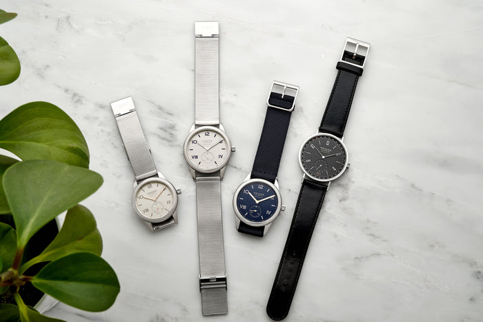 Image for: Introducing: Four New Sports Watches From NOMOS Glashütte