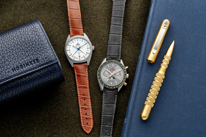 Image for: In The Shop: Six Dressy OMEGA Watches To Upgrade Your Fall Wardrobe