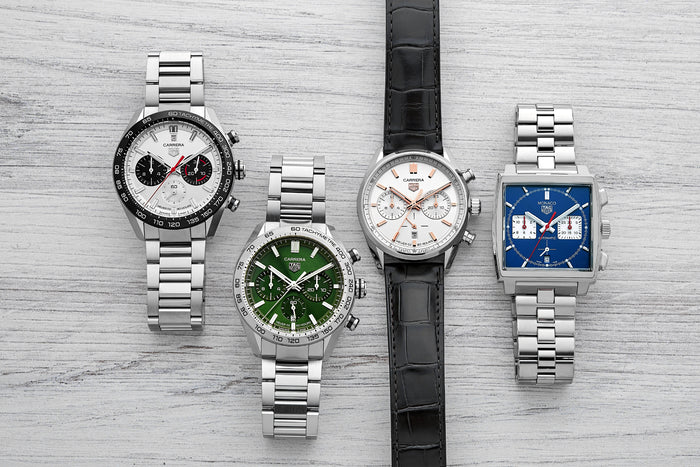 Image for: Shop Spotlight: An In-Depth Look At The Calibre Heuer 02, Plus 12 New TAG Heuer Chronographs