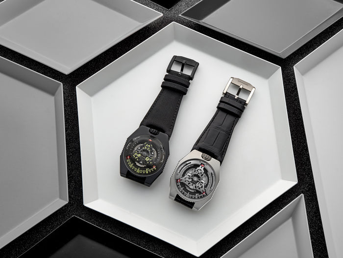 Image for: Introducing: The Urwerk UR-100 SpaceTime