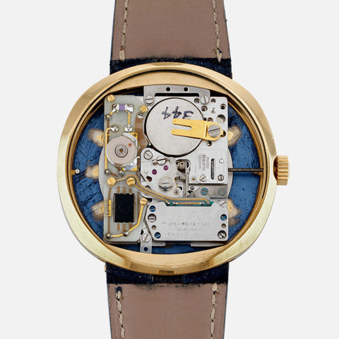 1828fbd6d91 There were only 6,000 Beta 21 movements produced, which makes it a rare  movement – as are the watches that encase them. Some other examples besides  the ...