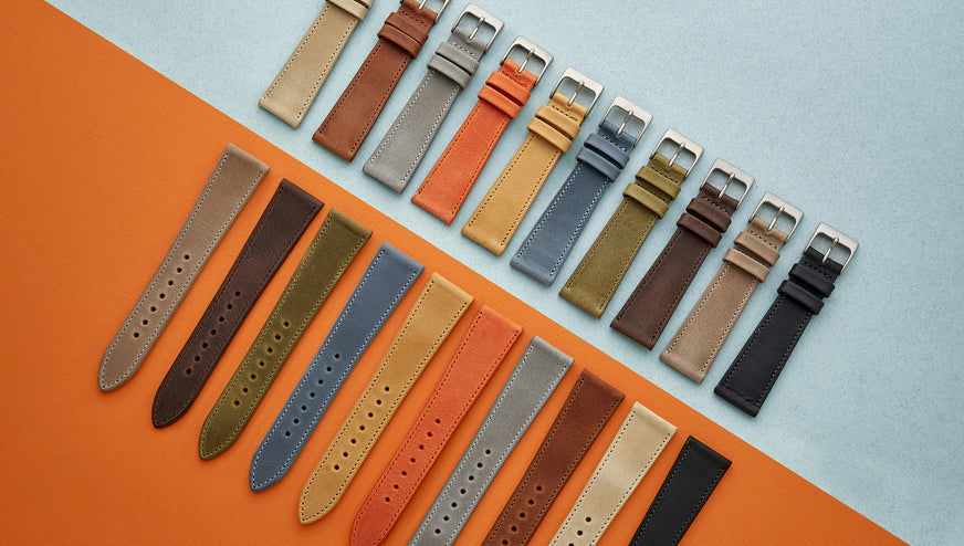 The Sedona Watch Strap Collection