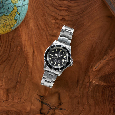 1978 Rolex Submariner Date Reference 1680 alternate image.