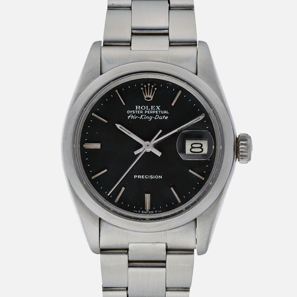 1980 Rolex Air-King Date Reference 5700