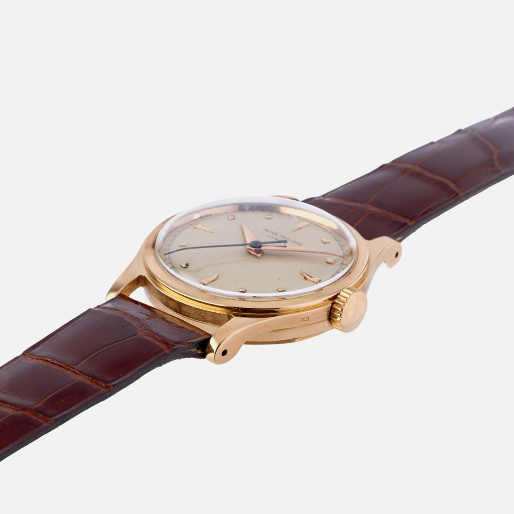 1955 Rose Gold Patek Philippe Reference 2508