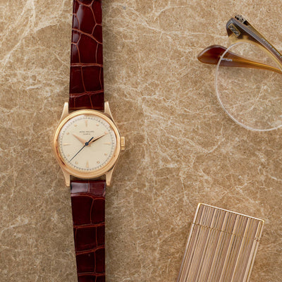 1955 Rose Gold Patek Philippe Reference 2508 alternate image.