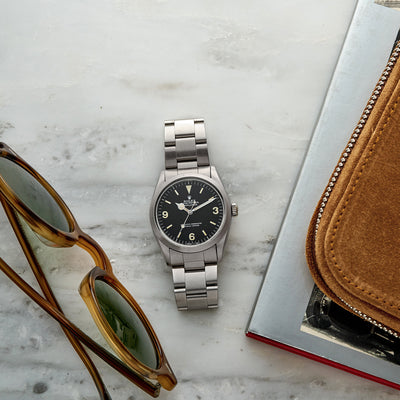 1986 Rolex Explorer Reference 1016 alternate image.