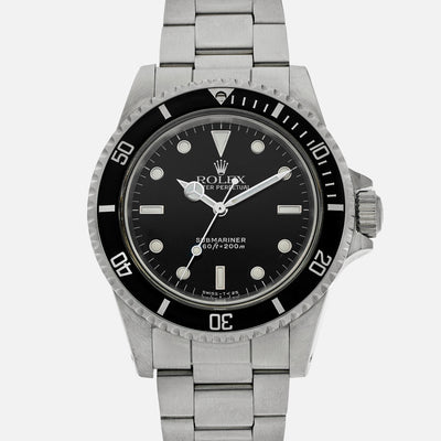 1987 Rolex Submariner Reference 5513