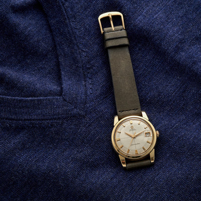 1960s Omega Seamaster Gold-Plated Reference 14762 alternate image.