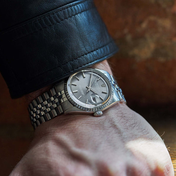 1972 Rolex Datejust Reference 1603 - HODINKEE ShopRolex Datejust 36mm On Wrist