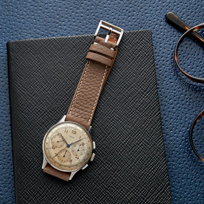 1940s Harman Chronograph Reference 734 alternate image.