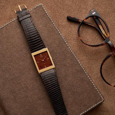 1976 Rolex Cellini Reference 4127 With Wood Dial alternate image.