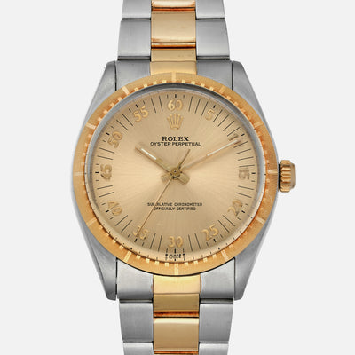 1986 Two-Tone Rolex Zephyr Reference 1038