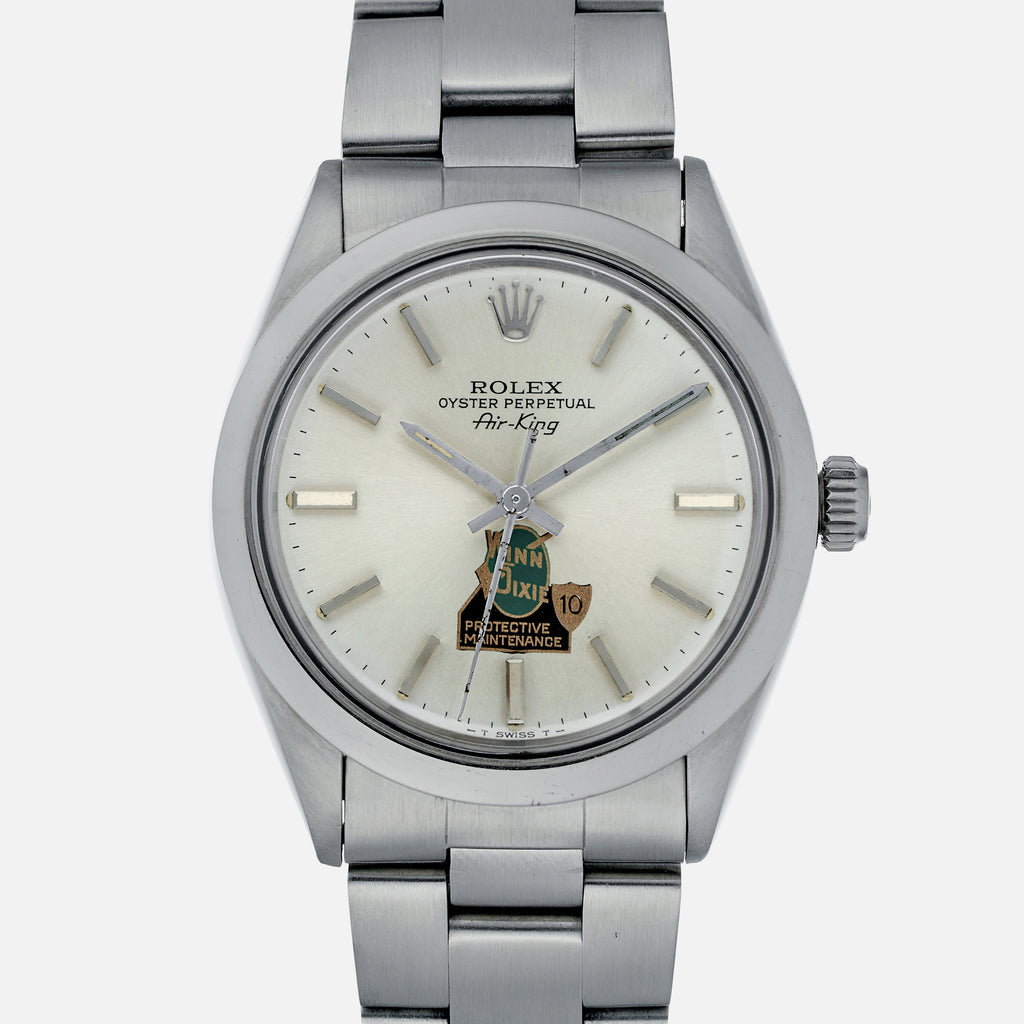 1981 Rolex Air-King Reference 5500 With Winn-Dixie Dial