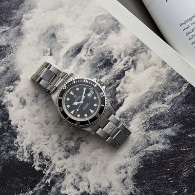 1987 Tudor Submariner Reference 79090 alternate image.