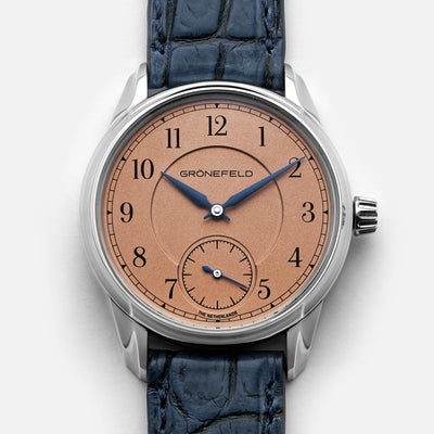 Grönefeld 1941 Remontoire Limited Edition For HODINKEE
