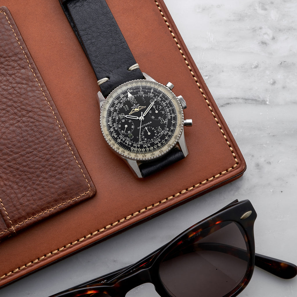 1960 Breitling Navitimer Reference 806 For The AOPA