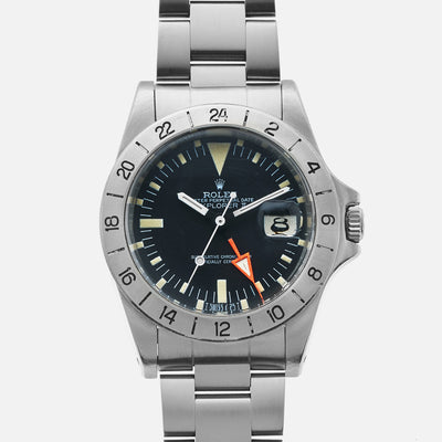 1982 Rolex Explorer II Ref. 1655 Full Set