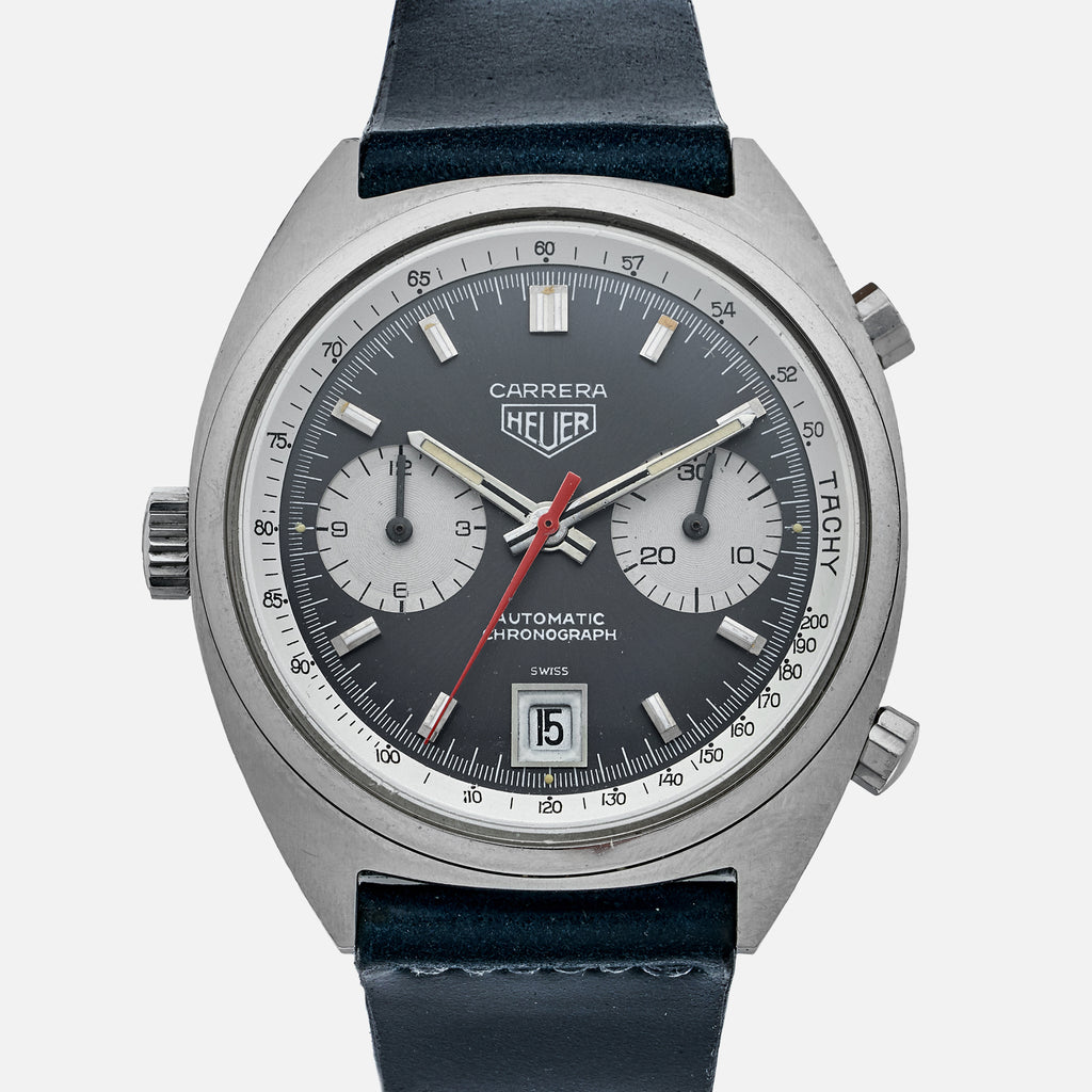 1970s Heuer Carrera Reference 1153N