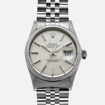 1984 Rolex Datejust Reference 16014