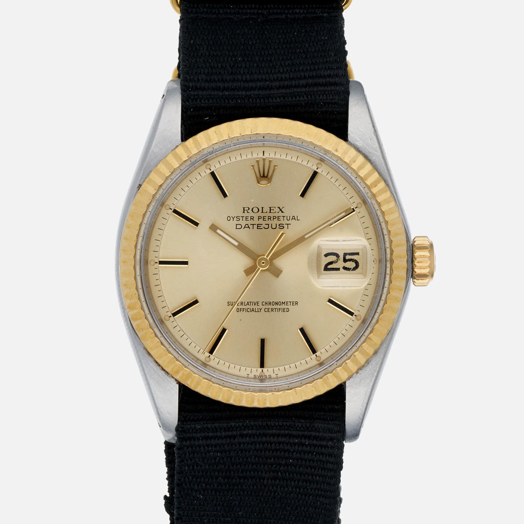 1975 Rolex Datejust Reference 1601