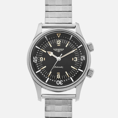 1960s Longines Diver Reference 7150-2
