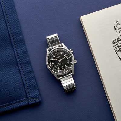 1960s Longines Diver Reference 7150-2 alternate image.