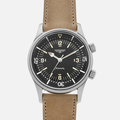 1965 Longines Diver Reference 7150-2