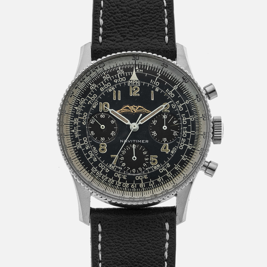 1960s Breitling Navitimer Reference 806 For The AOPA