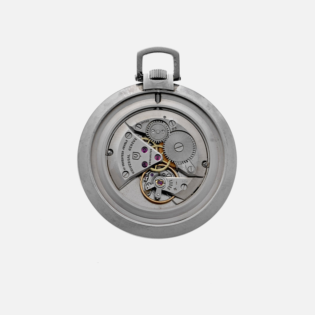 1960s Universal Genève Pocket Watch Reference 856105/02