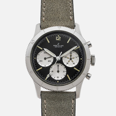 1960s Breitling Co-Pilot Chronograph Reference 765 AVI