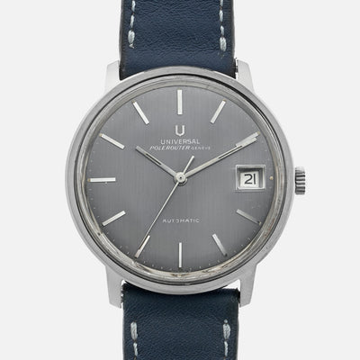 1960s Universal Genève Polerouter Automatic Reference 89114/02