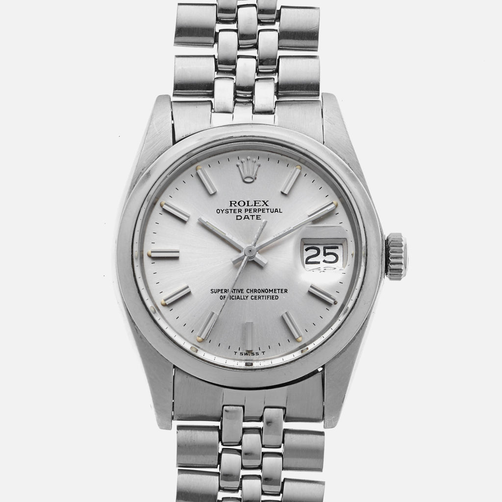 1977 Rolex Date Reference 1500