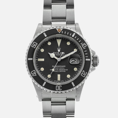 1981 Rolex Submariner Reference 16800