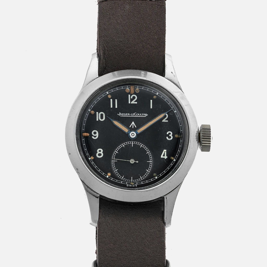 1940s Jaeger-LeCoultre 'W.W.W.' Military Watch