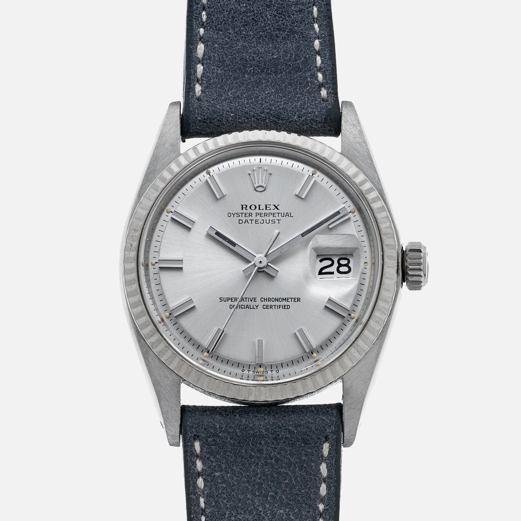 1972 Rolex Datejust 'Wide Boy' Reference 1601