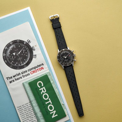 1960s Croton Chronomaster Aviator Sea Diver alternate image.