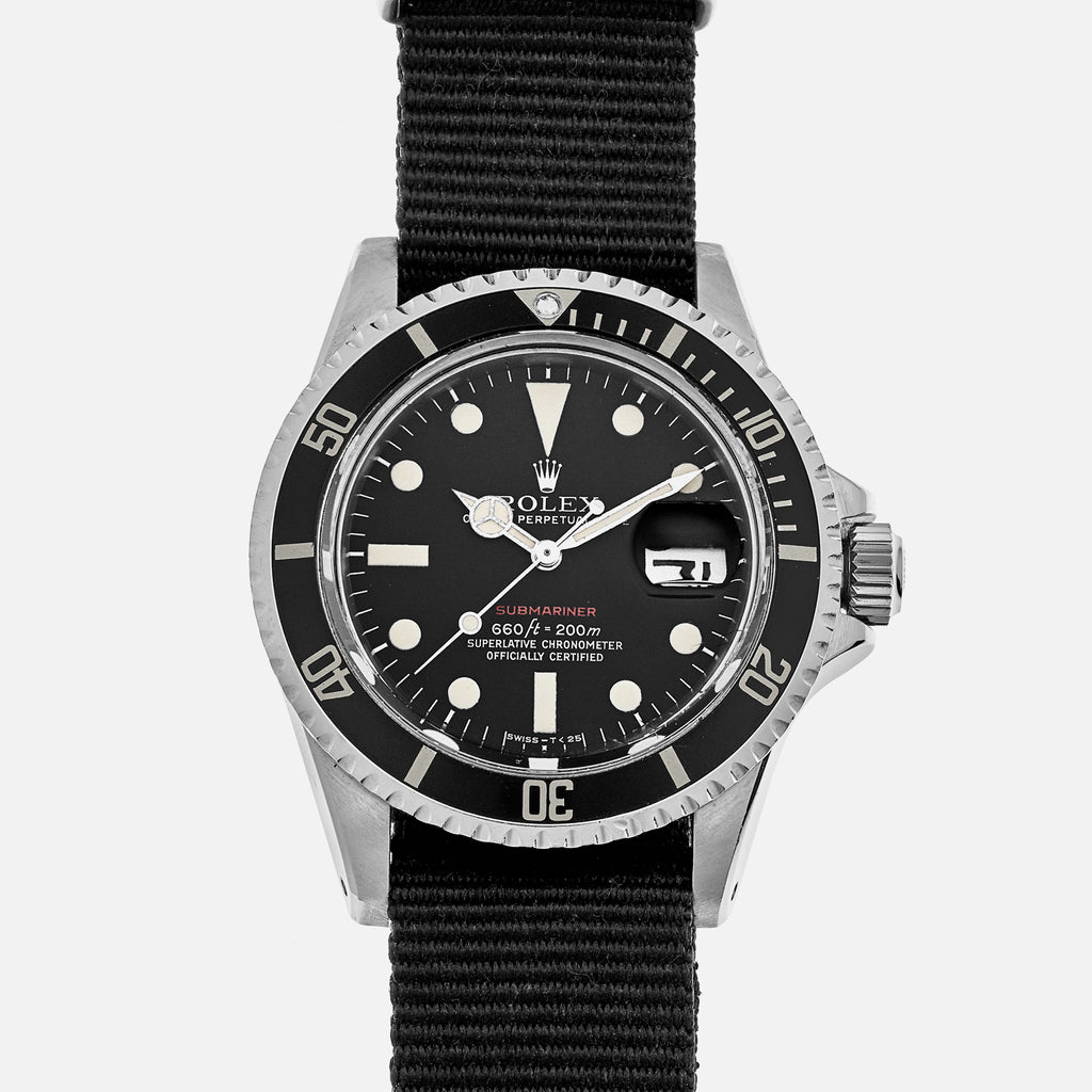 1972 Rolex 'Red' Submariner Ref. 1680
