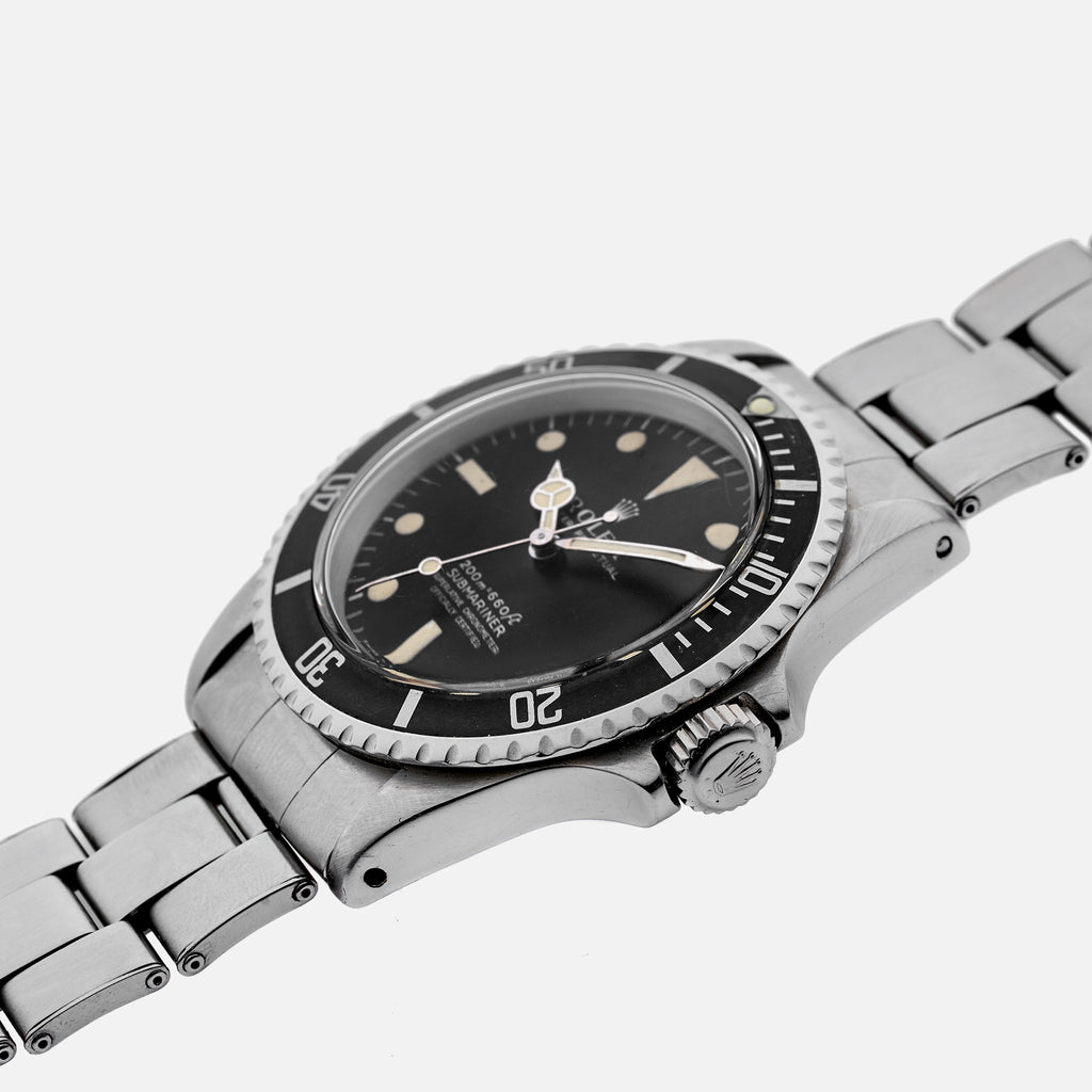 1968 Rolex Submariner Reference 5512