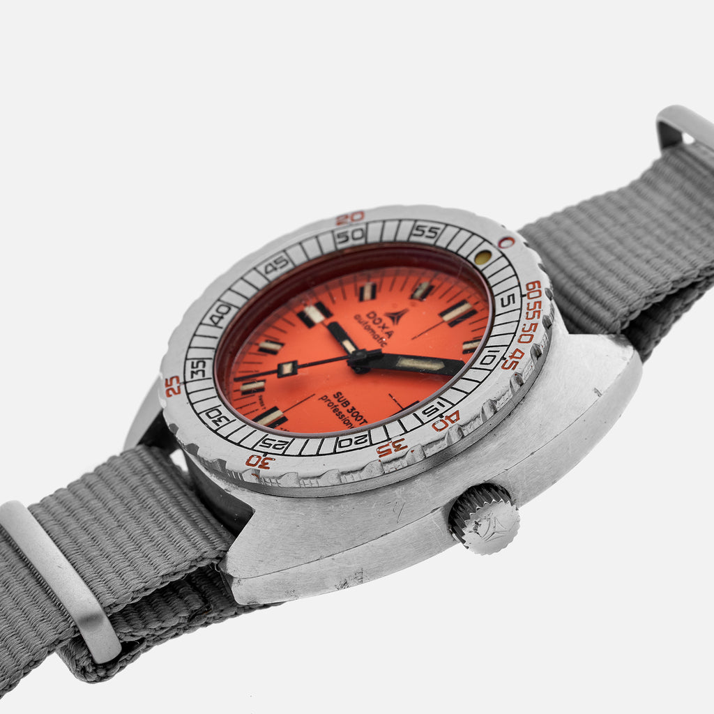 1970s Doxa Sub 300T Professional Reference 58098-59