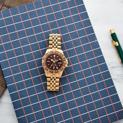 1975 Rolex GMT-Master Reference 1675 In Gold alternate image.