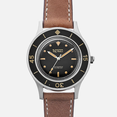 1950s Blancpain Fifty Fathoms 'Rotomatic Incabloc'